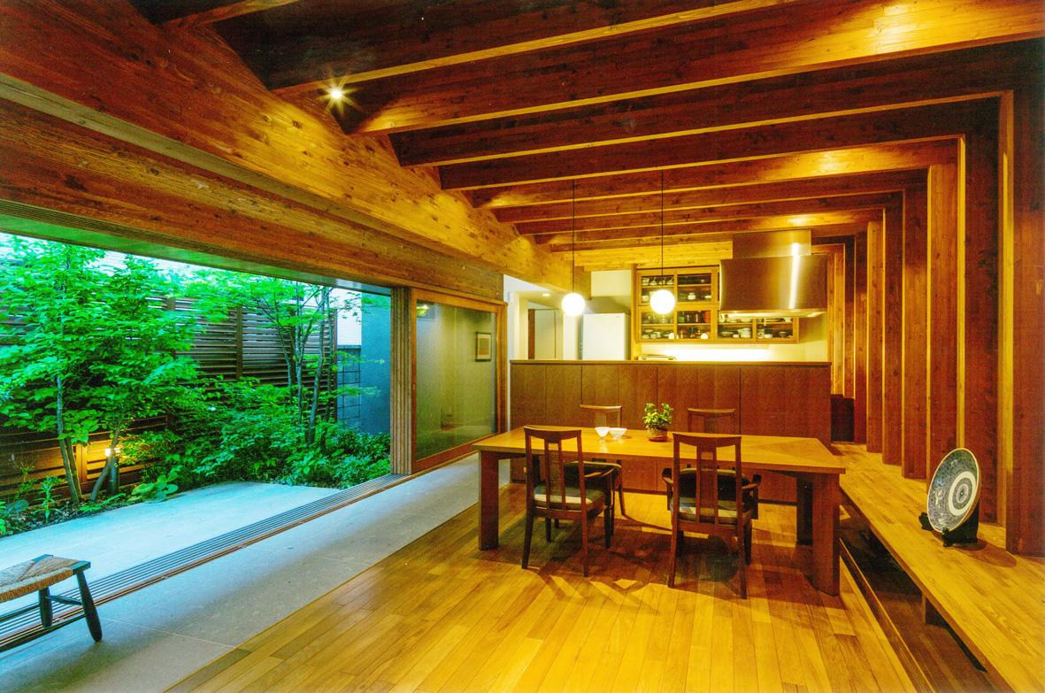 中浦和の家